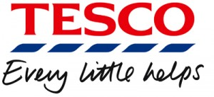 Thanks to Tesco Extra Redditch for keeping our food bin